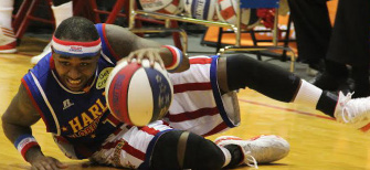 The Globetrotters allowed the stadium audience to dictate the rules of the game, giving a more hands on experience to fans.