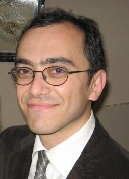 Professor of sociology and anthropology Alper Yalcinkaya. Photo: Department of sociology and anthropology.