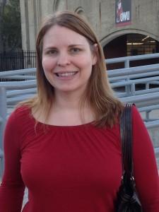 Nancy Comorau. Photo by Spenser Hickey