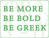 Image: Ohio Wesleyan University Greek Life Recruitment on Facebook