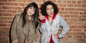 "The stars of ""Broad City."" Photo courtesy of comedycentral.com."