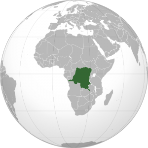 Democratic Republic of the Congo. Photo courtesy of wikipedia.org.
