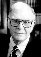 Frank Sherwood Rowland. Photo courtesy of nobelprize.org.
