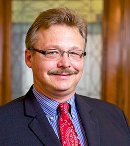 Dr. Sean Kay, professor of Politics and Government. Photo courtesy of the OWU website.