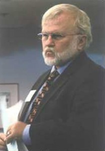 R. Blake Michael. Photo courtesy of owu.edu.