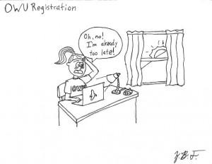 Cartoon by Blake Fajack.