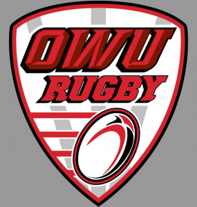 The OWU rugby logo for both the men's and women's teams. Photo courtesy of Facebook.