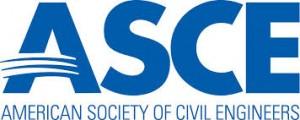 ASCE logo. Photo courtesy of commons.wikimedia.org.