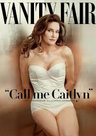 The cover photo from Caitlyn Jenner's Vanity Fair photo shoot. Photo courtesy of vanityfair.com.