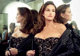 Caitlyn Jenner poses during her recent Vanity Fair photo shoot. Photo courtesy of x17online.com.