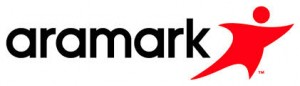 The Aramark logo. Image courtesy of ifma.org.