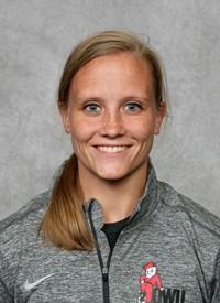 Head Coach Brenda Semit. Photo courtesy of the Battling Bishop website.