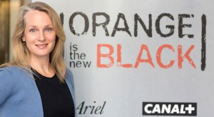 Orange is the New Black author Piper Kerman. Photo courtesy of the Huffington Post website.