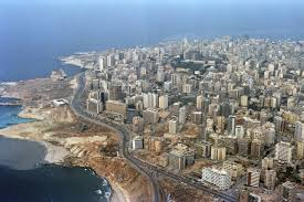 Beirut, Lebanon. Photo courtesy of Wikipedia.