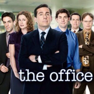 The cast of The Office, which has been on Netflix for years.