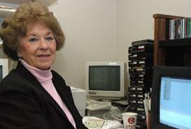 Nancy Tumeo. Photo courtesy of the OWU website.