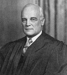 Senator Harold Burton. Photo courtesy of the Wikipedia website.